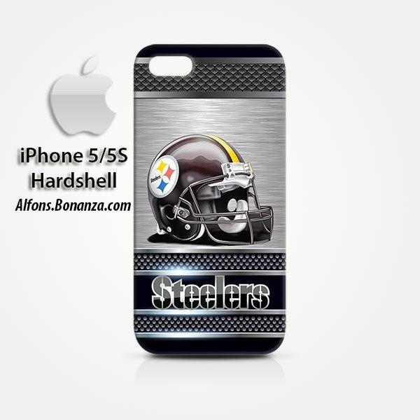Pittsburgh Steelers Helmet iPhone 5 5s Hardshell Case