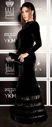 Nebahat Çehre | Elle Style Awards [Turkey]