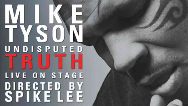 'Mike Tyson: Undisputed Truth' receives standing ovation at Atlanta's Fox Theatre