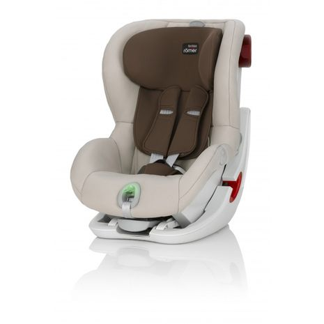 Accesorii bebelusi :: Scaune auto :: Scaune auto 9-25 kg :: Scaun auto King II ATS Romer 2016 (Culoare: Sand Beige)
