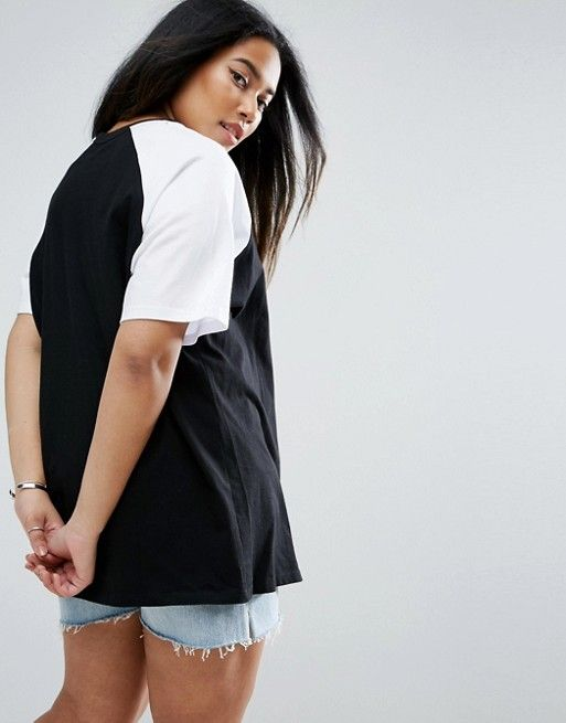 http://www.asos.com/es/asos-curve/asos-curve-t-shirt-with-contrast-raglan-sleeves/prd/7939030?iid=7939030