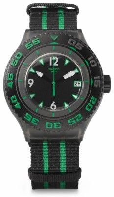 Swatch Scuba Libre Deep Turtle