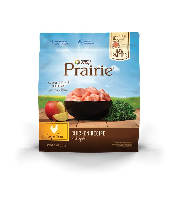 Natures Valley Prairie Dog Food