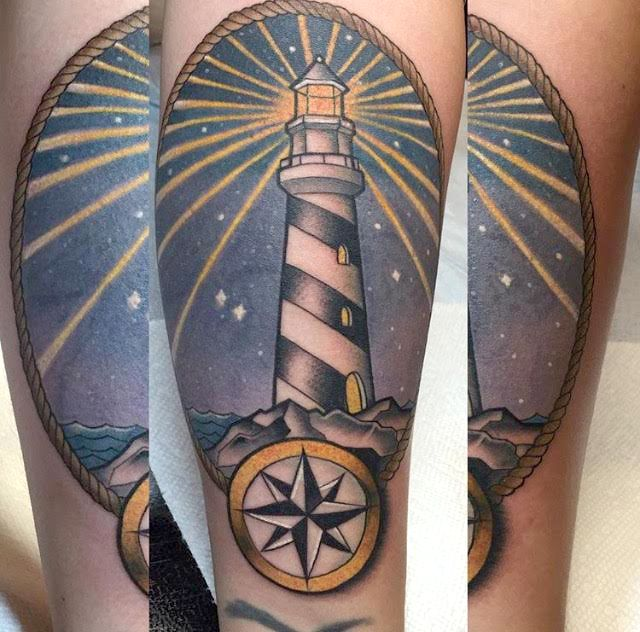 52 best tattoo ideas images on pinterest lighthouse tattoos air balloon tattoo and drawing. Black Bedroom Furniture Sets. Home Design Ideas