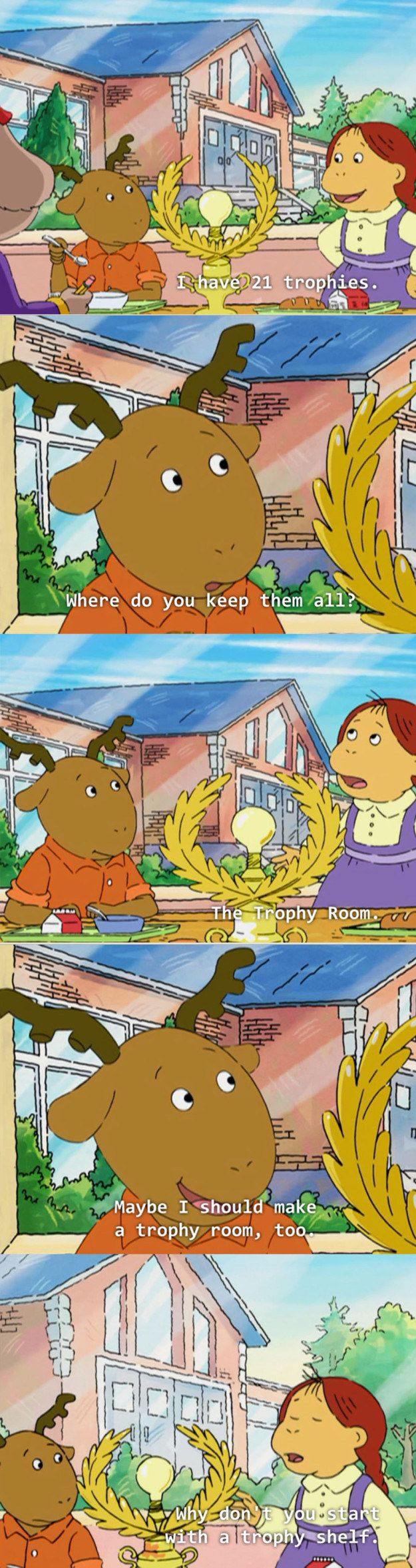 """15 Times Muffy From """"Arthur"""" Was The Most Ruthless Bitch Who Ever Lived"""