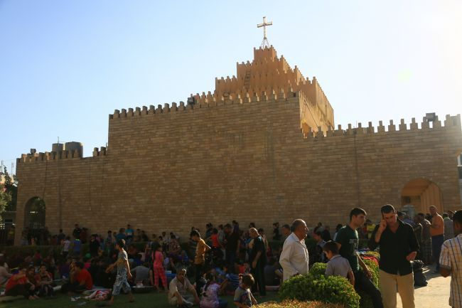 8/22/2014: Why are IRAQI CHRISTIANS being blocked from leaving Iraq : What is <em>Really</em> Happening to Iraqi Christians?...