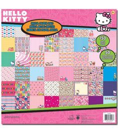 Hello Kitty Mega Paper Pad