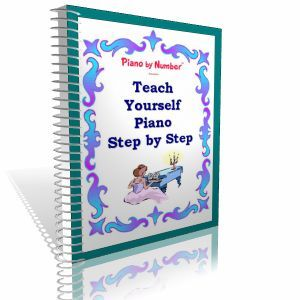 TEACH YOURSELF PIANO    STEP BY STEP