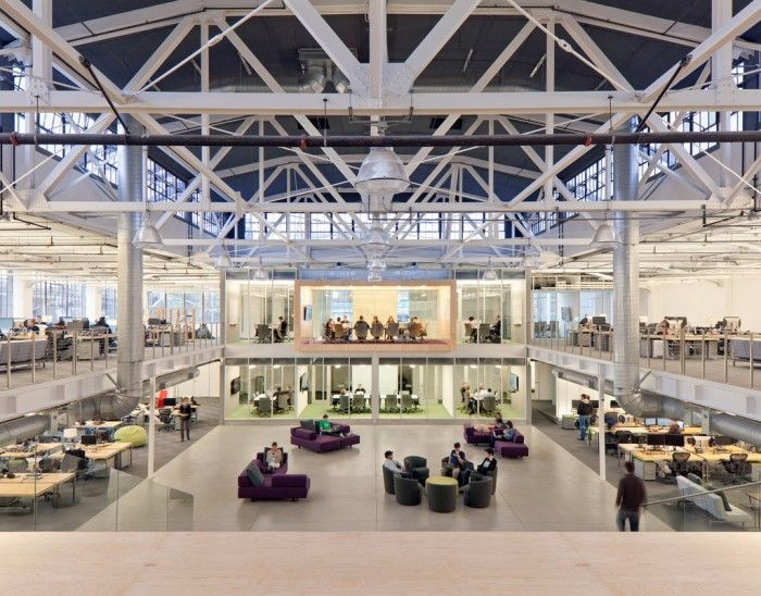 1150 best Tech / Startup Offices images on Pinterest   Startup ...