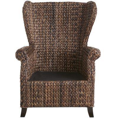 Pier One Graciosa Wing Chair  2 @ $300/ea.