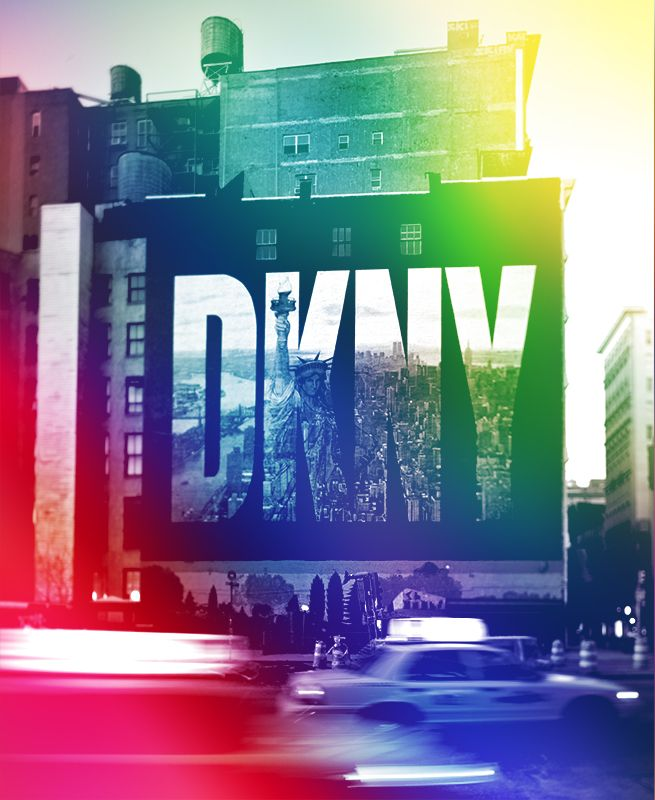 DKNY Brings Back Its Iconic SoHo Billboard With New Art Project