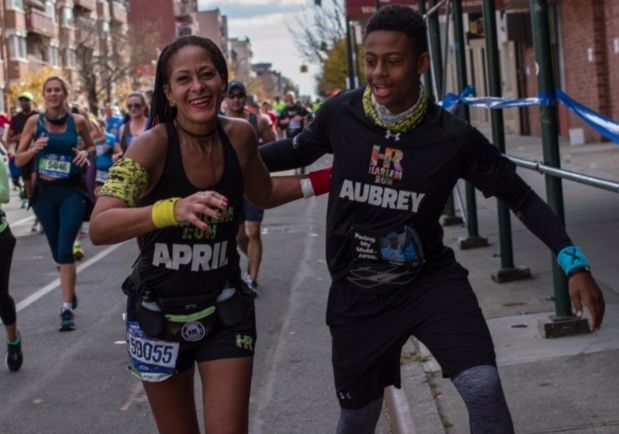 Alexi Pappas spoke with one mother-son running duo to discover what makes parent-child running teams so special.