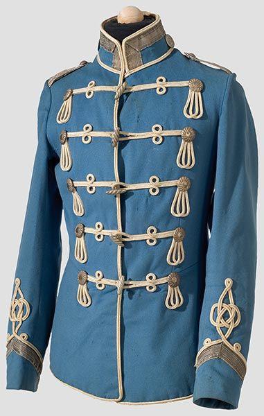 Prusia 12º Húsares Thüringisches Sargento