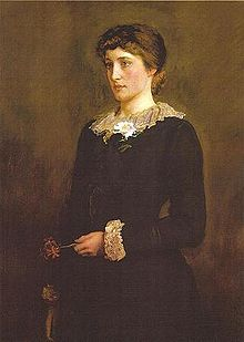 Lillie Langtry (October 13, 1853 – February 12, 1929), usually spelled Lily Langtry when she was in the U.S., born Emilie Charlotte Le Breton, was a British music hall singer and stage actress famous for her many stage productions. She was also known for her affairs with nobility, including the Prince of Wales, Albert Edward, the Earl of Shrewsbury and Prince Louis of Battenberg.