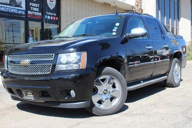 Fall Specials 2011 Chevy Avalanche Ltz 4wd Check