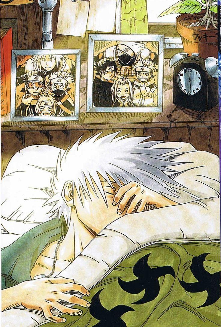 Naruto Manga Databook 001