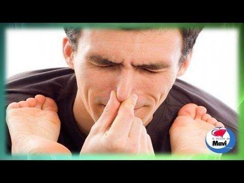 Remedios naturales para ayudar a quitar el mal olor de los pies