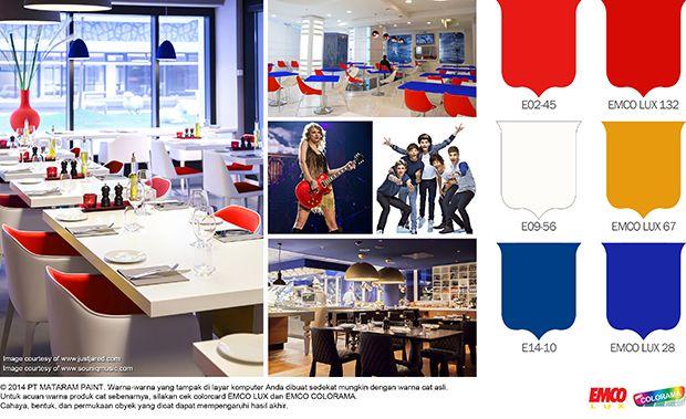 Musik dan Dekor Pop, Gaet Pelanggan! #Future #Color http://matarampaint.com/detailNews.php?n=256