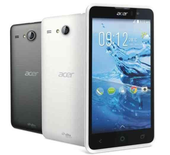 Review, Harga & Spesifikasi Smartphone Acer Liquid Z520