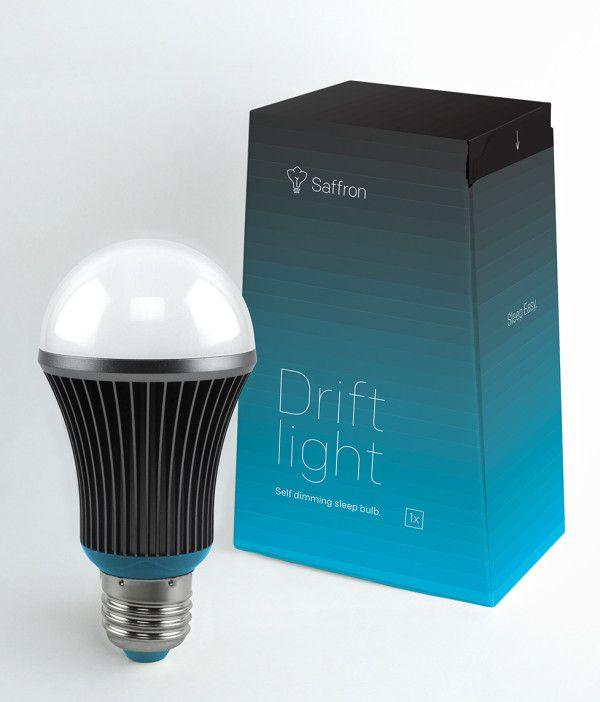 The Drift Light LED Recreates a Sunset For Better Sleep