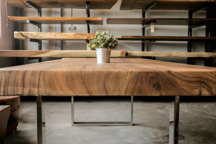 Suar Table Top x Herman Furniture Singapore