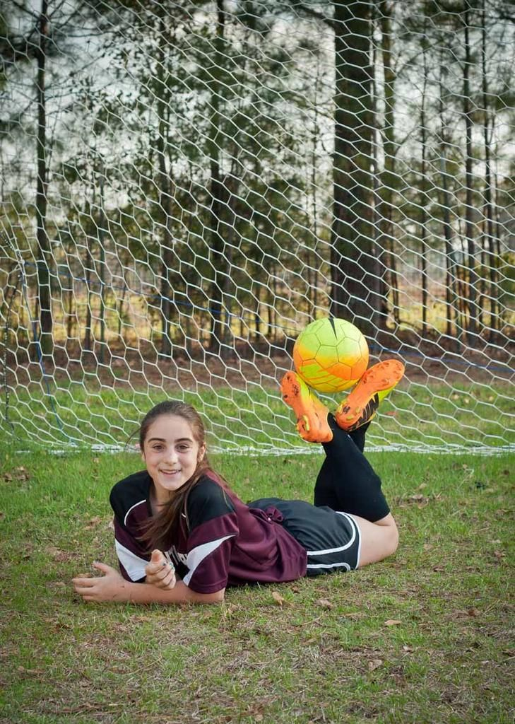 youth soccer sports photo More
