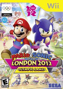 Mario and Sonic at the London 2012 Olympic Games - Nintendo Wii Game Includes Nintendo Wii original game disc in case and may come with the original instruction manual and cover art when available. Al