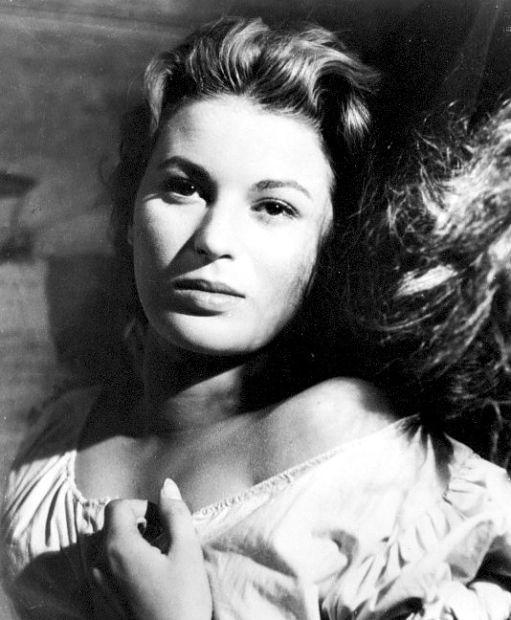 Silvana Mangano   Il brigante Musolini - 1950