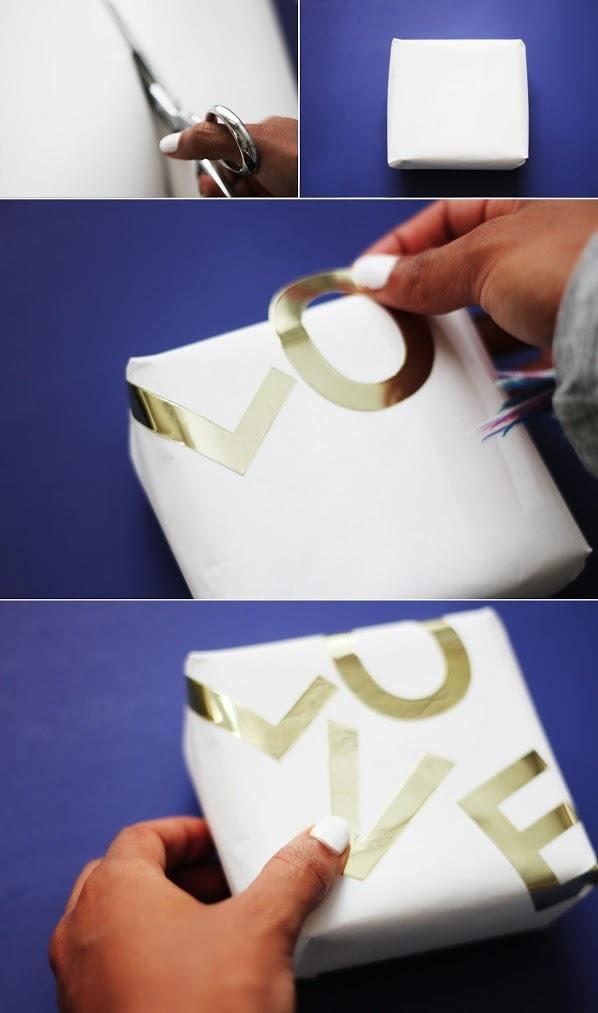Wanneer je wit papier als basis gebruikt, zijn de mogelijkheden eindeloos. Het enige wat je hier voor nodig hebt is wat printpapier, knutselpapier, een potlood en een schaar. Wie weet kun je de letters zelfs kant en klaar vinden!