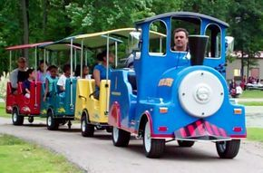 **On The Move: Atlanta Trucks & Trackless Trains for Hire