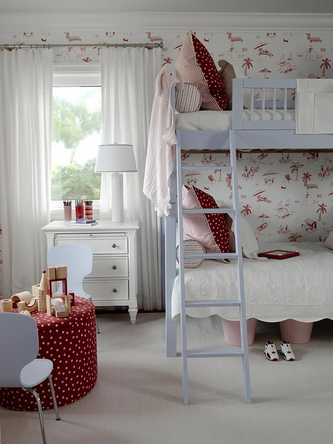 Nursery and Kids Bedroom | Sarah Richardson Design