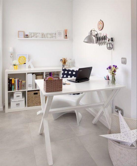 Las 25 mejores ideas sobre peque os espacios de oficina for Regalo muebles valencia