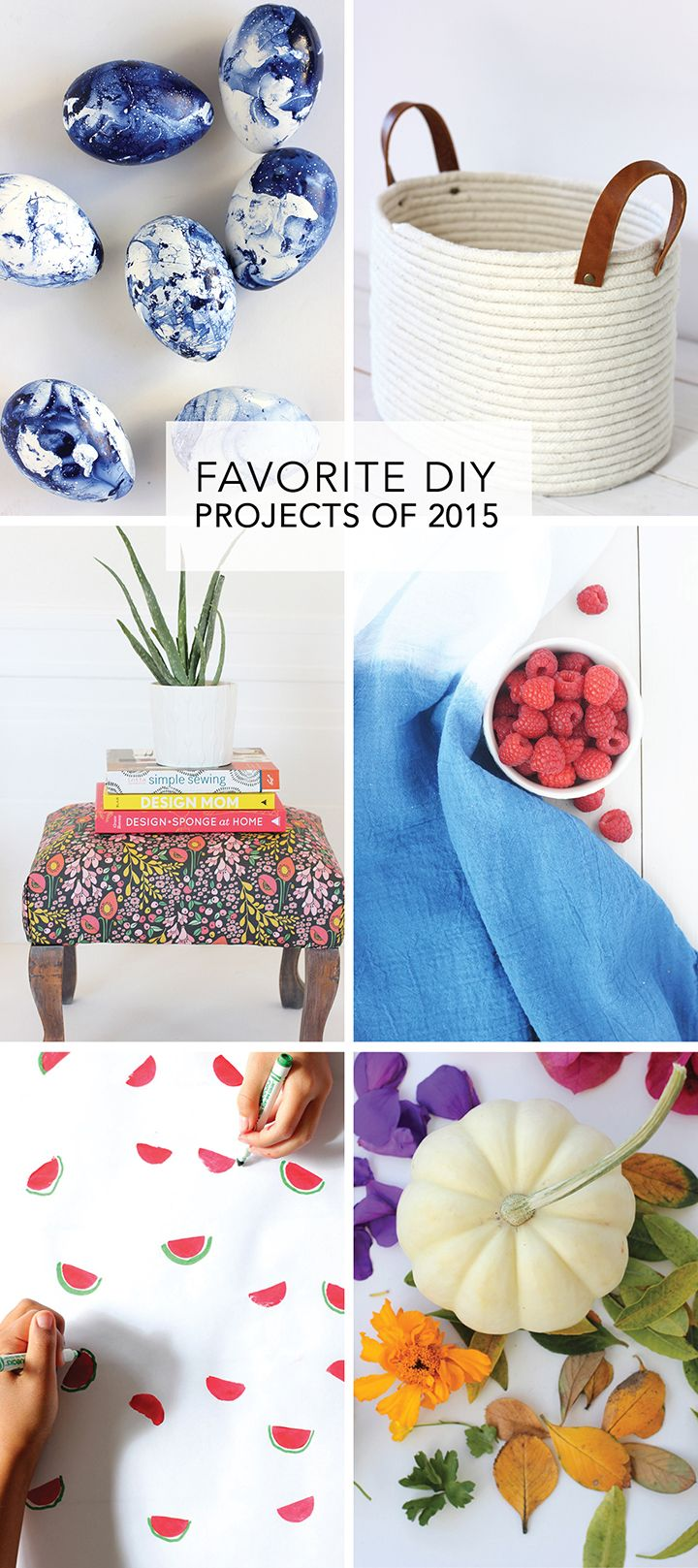 Top DIY Projects of the Year from Alice & Lois.