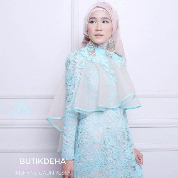"24 Suka, 2 Komentar - GAUN KEBAYA PESTA DRESS MAKER (@butikdeha) di Instagram: ""Mau jahit baju pesta/pengantin? Seragam keluarga? Hub kami 085-777-999-381 Cek koleksi lengkap…"""