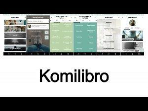 Komilibro: aplicación para encontrar libros basada en tus gustos - Detalle - educaLAB