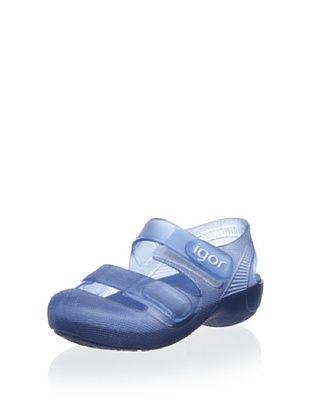 23% OFF igor Kid's Bondi Sandal (Azul)