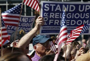 Gay Rights – The Left's Club to Smash Religious Liberty