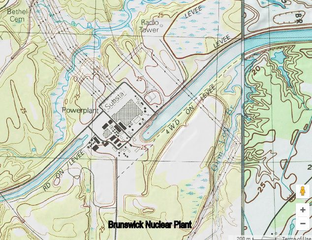 Sea Floor Elevation Map : Best images about nuclear power plants on pinterest