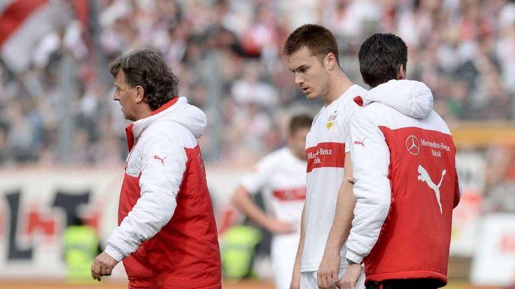 Darmstadt - Stuttgart 2:2 | Kopf-K.o.! Stuttgart-Profi ins Krankenhaus - Bundesliga Saison 2015/16 - Bild.de