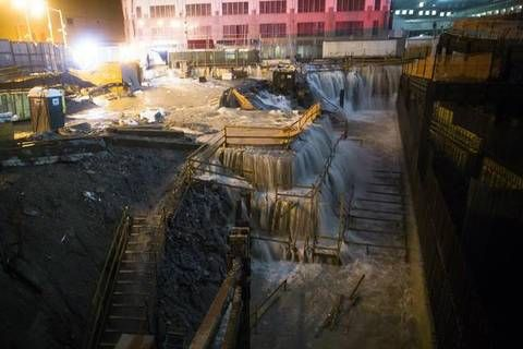 Photos of New York City Underwater from Hurricane Sandy Flooding : TreeHugger
