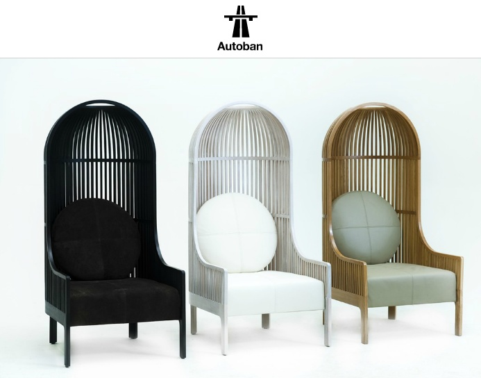 nest lounge chair via autoban