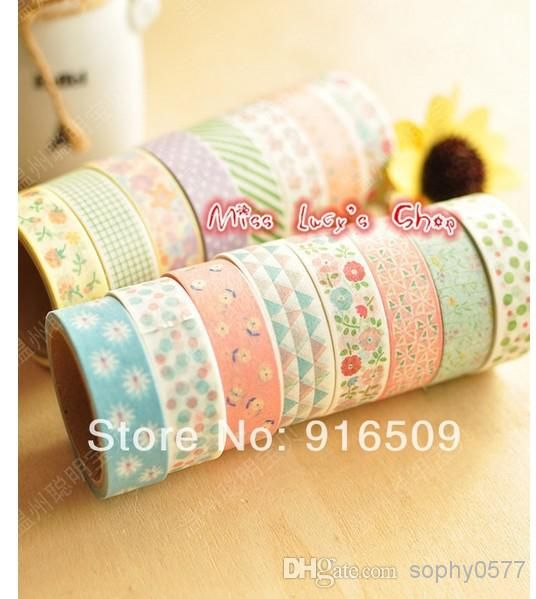 Wholesale cheap tape online, 0.025kg/pc - Find best new fashion washi masking cartoon dIY tape/cute adhesive tape / dIY sticker label/wholesale school supplies stationery at discount prices from Chinese office adhesive tapes supplier on DHgate.com.