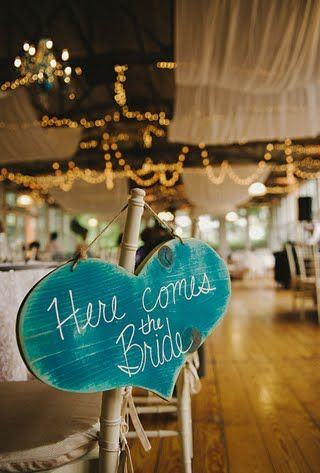 A Whimsical Wedding in Deep River, Connecticut | Rustic Weddings | Real Weddings | Brides.com | Brides.com