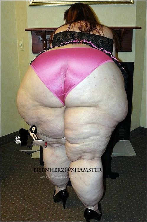 Bbw biggest pear ass