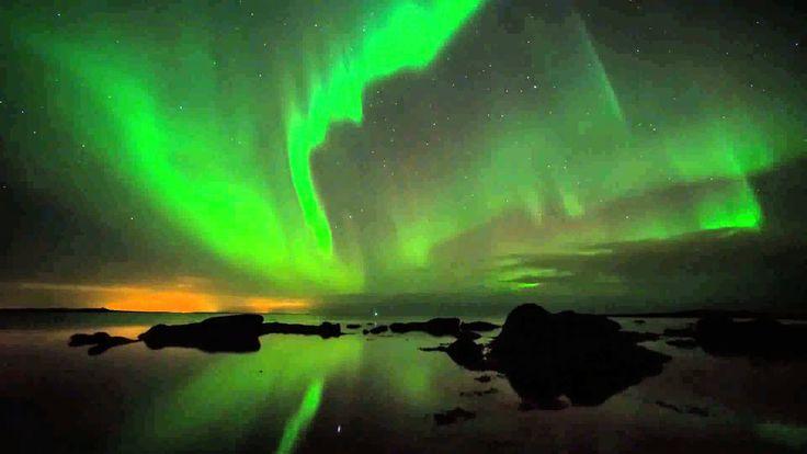 Wonderlights - Auroras boreales en Islandia