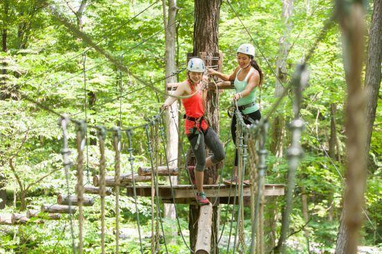 Treetop Trekking :: Stouffville Park