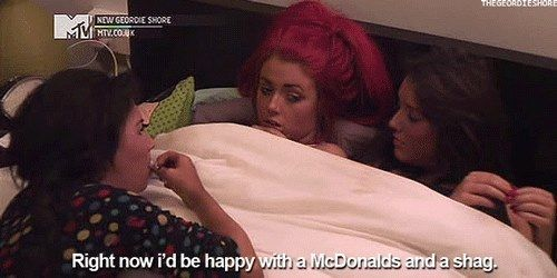 """When Holly revealed her true wants and desires. 