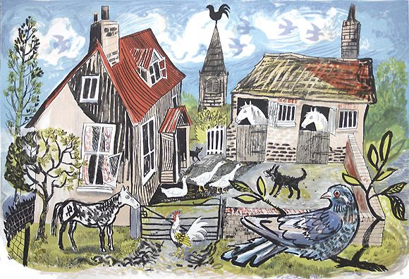 Smallholding - Mark Hearld