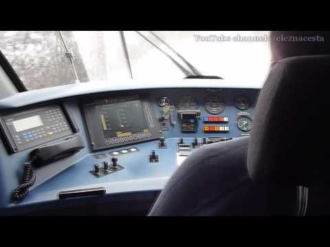 slovenian trains HD (#25)_cab ride siemens desiro
