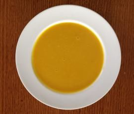 Recipe pumpkin and sweetcorn soup by Lynn k - Recipe of category Soups